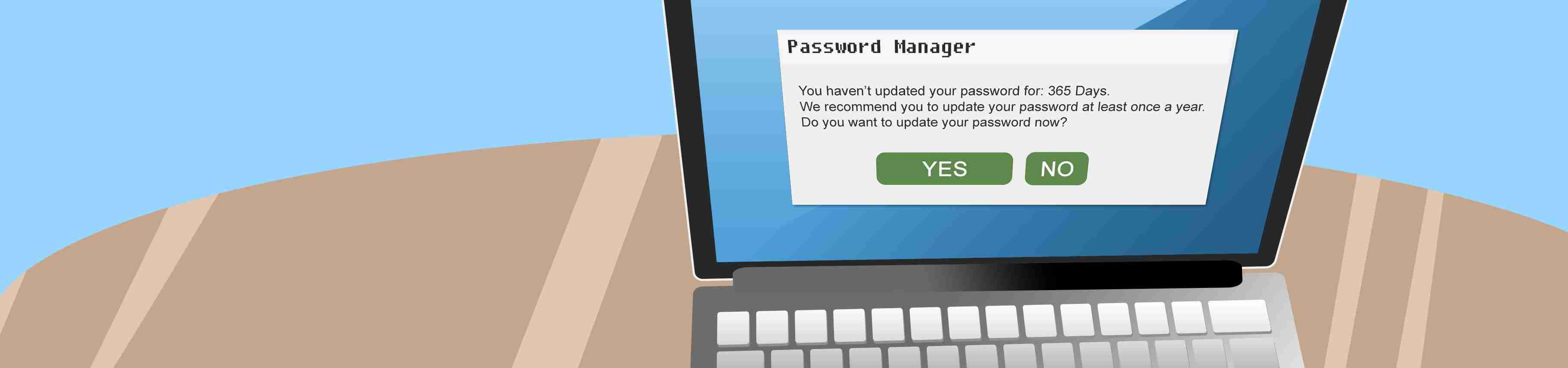 Time to Refresh Your Passwords