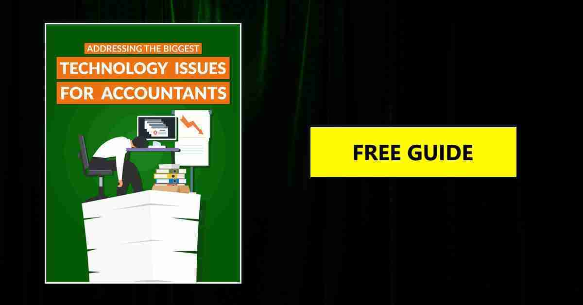 Accountants Address Your Biggest Technology Issues Social