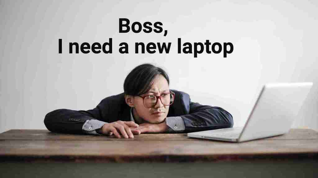 Dealing with a lost laptop