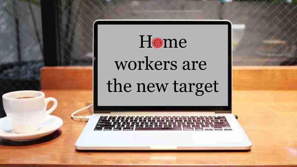 3 ways to secure working from home data