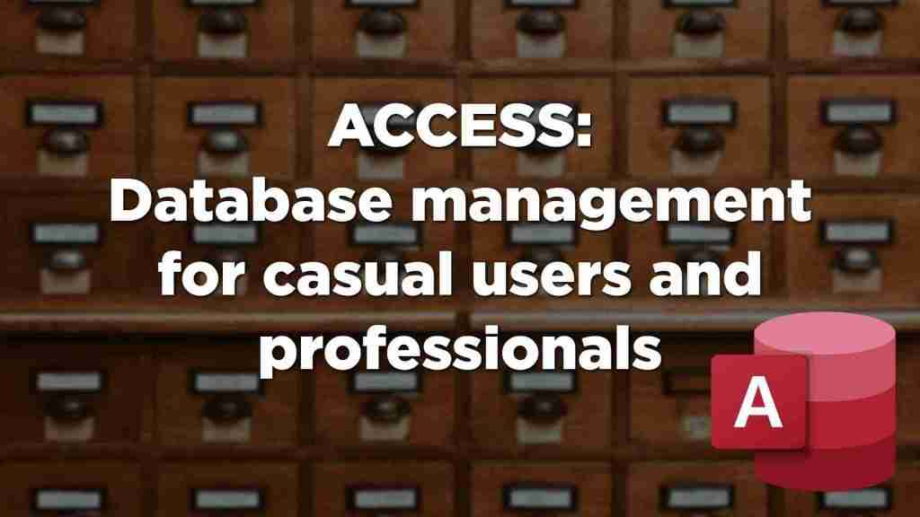 Anyone can create a powerful database with this app